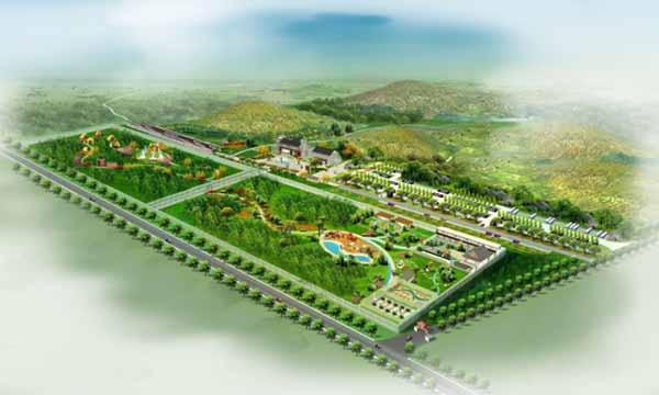 甘肃景泰戈壁甜园旅游总体规划
