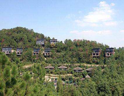 名称:浙江莫干山裸心谷度假村规划设计