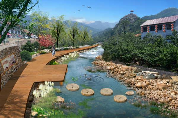 棉花社区美丽乡村概念性规划