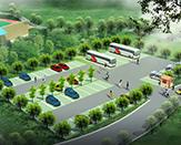 生态停车场