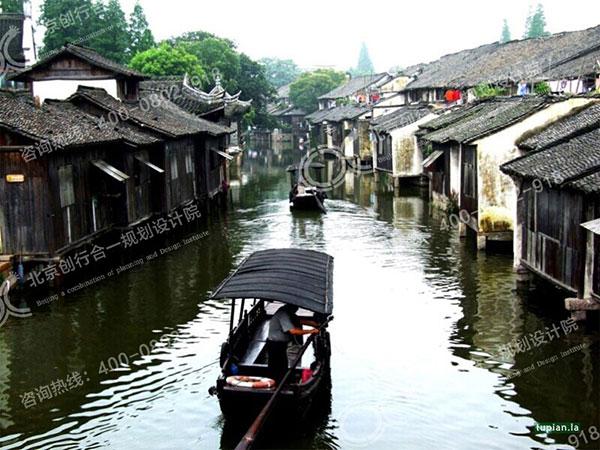 风景旅游城镇入口规划