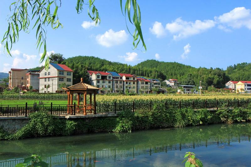 美丽乡村景观与西方历史园林