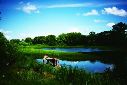 大城市周边地区的乡村景观规划