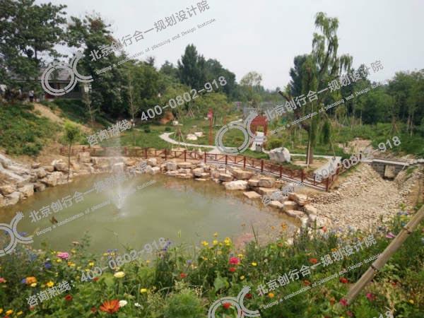 山东潍坊农业旅游规划
