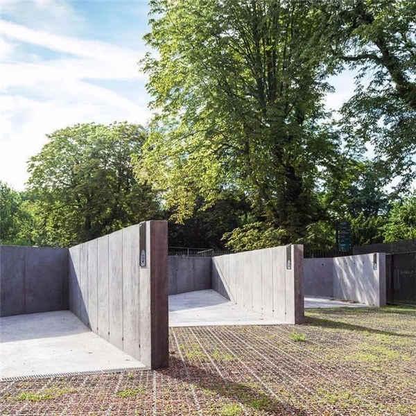 充满设计感的景观墙_创行合一休闲农业与乡村旅游规划